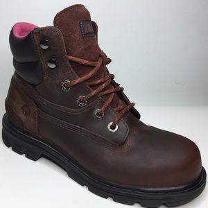 Wolverine Steel Toe Boots